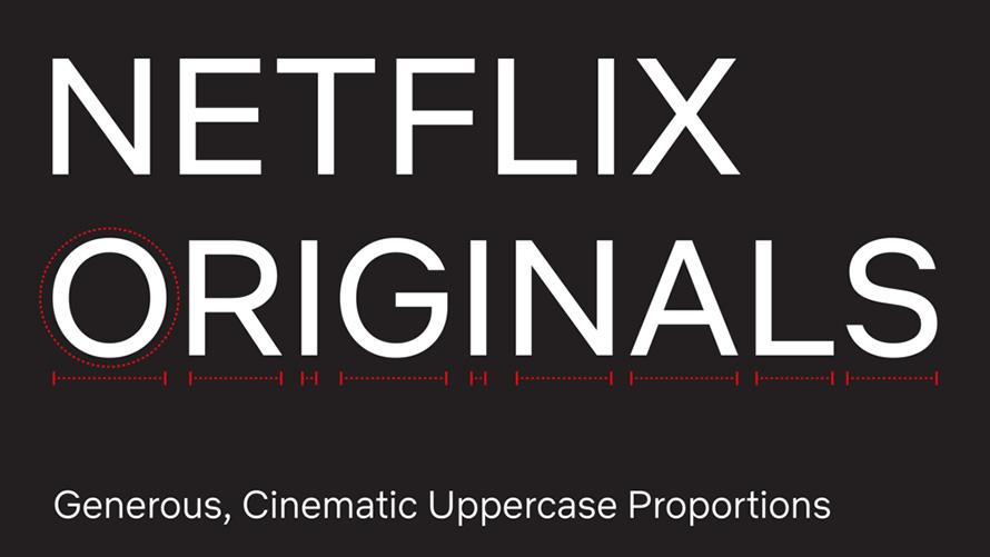Netflix Sans Font