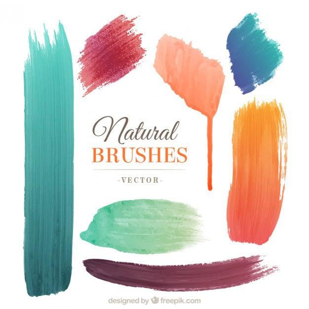 自然brushes_23