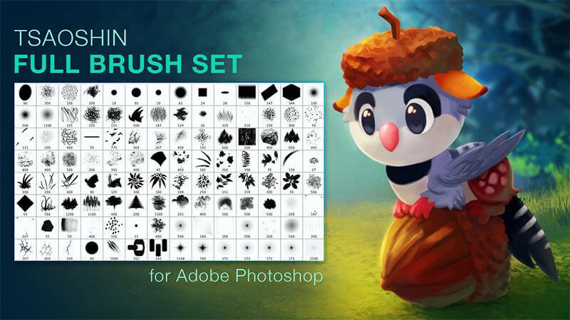 tsaoshin_full_brushes_set_by_tsaoshin