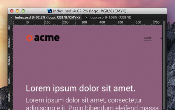使用PS插件Velositey快速讓你搞定網頁原型設計