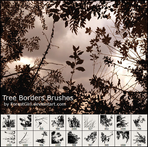 tree_borders_brushes_by_forestgirl