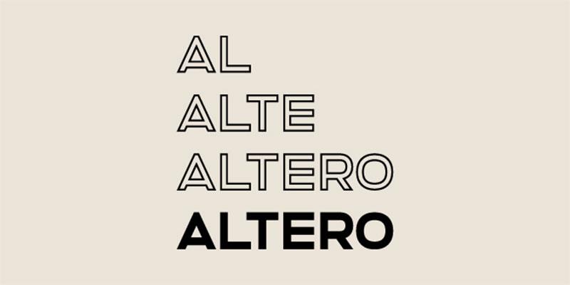gumroad-ALTERO的字體