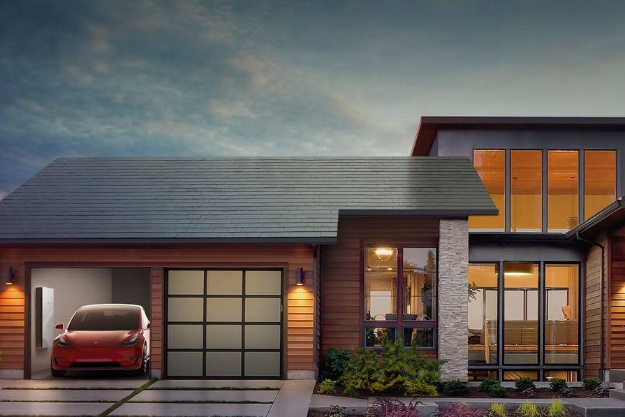 特斯拉solarcity太陽能屋頂卓越服務行銷策略