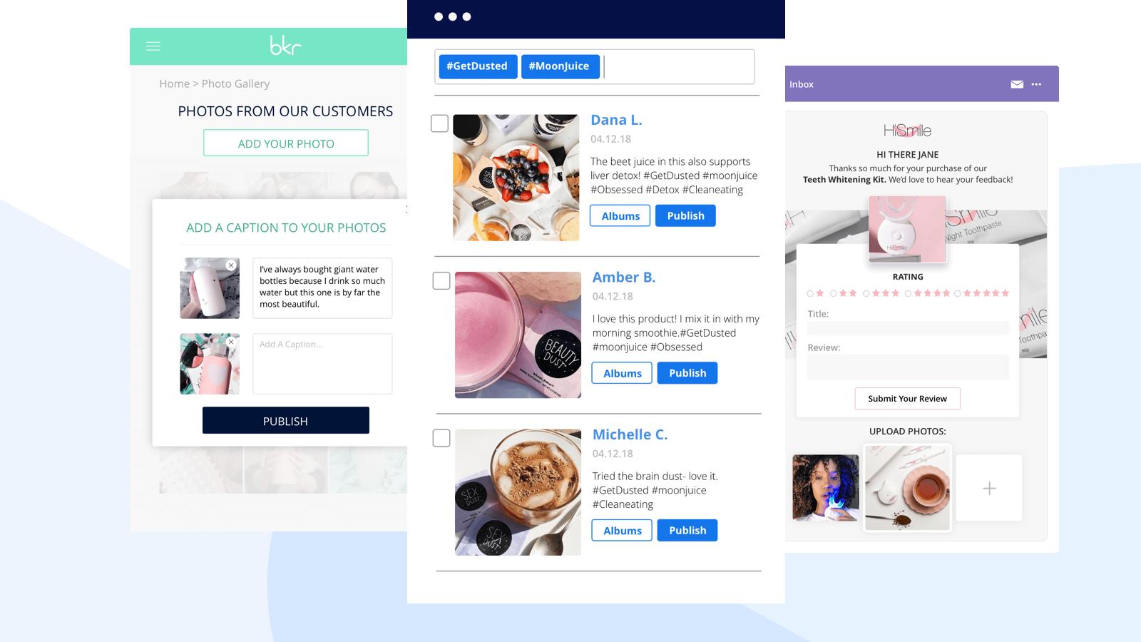 客戶評論視覺化yotpo小工具電子商務行銷策略