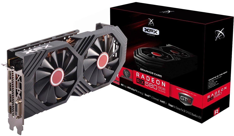 AMD XFX RX 580 8GB