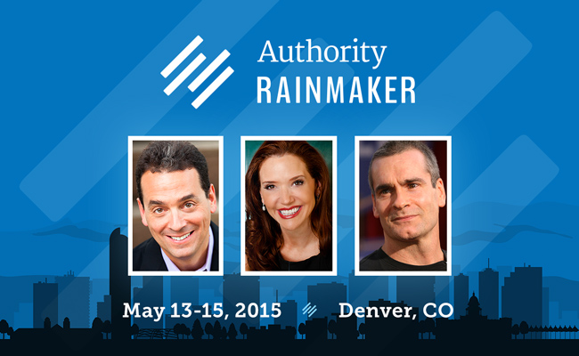 Authority 2015 – Daniel Pink, Sally Hogshead, and Punk Legend Henry Rollins