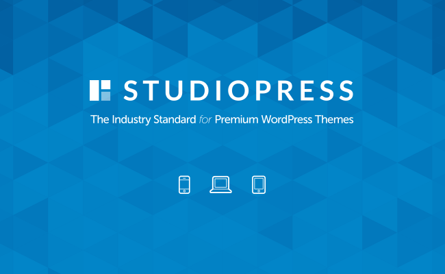 Check out the Smart New Look at StudioPress